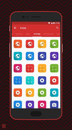 Elta - Flat Style Icon Pack screenshots 5