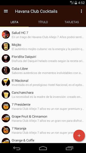 Cuban Cocktails  screenshots 1