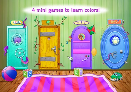 Learn Colors for Toddlers – Educational Kids Game! 8