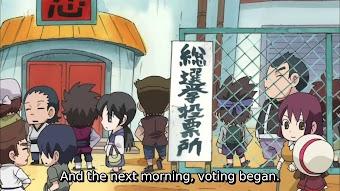 Sakura's My Nurse! / One Vote for Rock Lee!