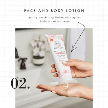 Face & Body Lotion - Instagram Post Template