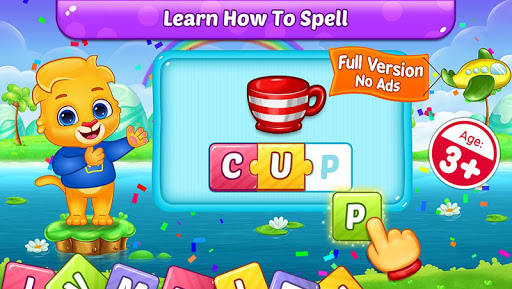ABC Spelling - Spell & Phonics 1.2.8 screenshots 1