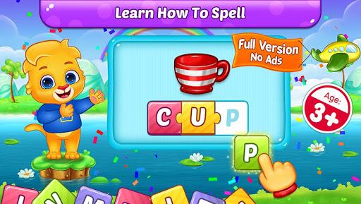 ABC Spelling - Spell & Phonics screenshots 1