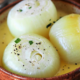 Boiled Onions Recipes.