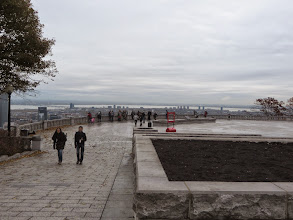 Photo: It was! The top of Mont Royal