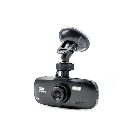 Bilkamera, VIOFO G1W-S, 1920X1080p, GPS, WiFi