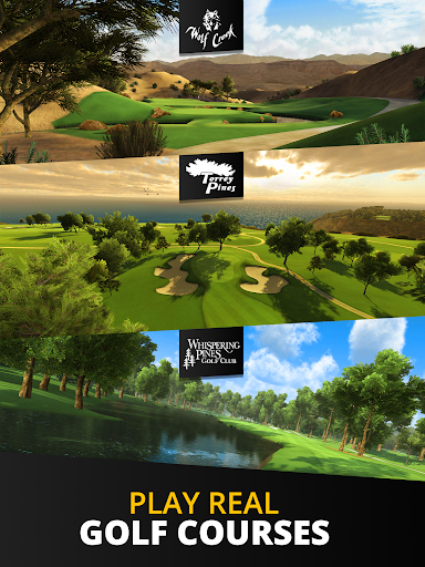Ultimate Golf! android2mod screenshots 7