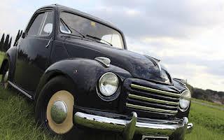 Fiat 500 C Rent Lazio