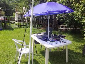 Photo: vysílací stanoviště