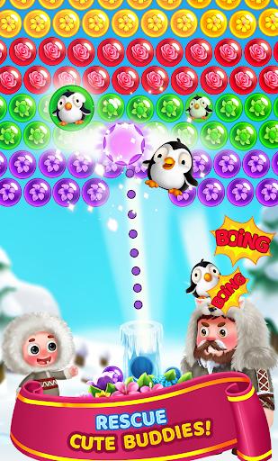 Flower Games - Bubble Shooter 3.7 screenshots 6