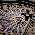Gothic architecture Puzzle icon