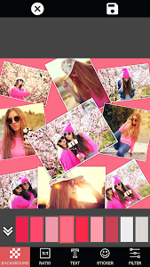 Collage Photo Maker Pic Grid screenshot 22