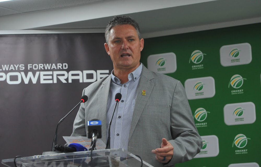 Acting Cricket SA CEO Jacques Faul to hold urgent talks with sponsors