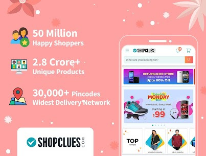 ShopClues: Online Shopping App Download For Android and iPhone 1