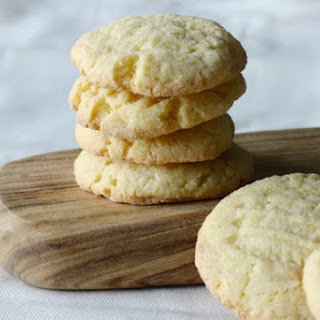 Melt in your Mouth Lemon Butter Biscuits.