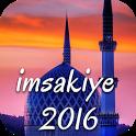 Mobil İmsakiye 2016 icon