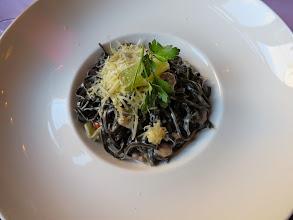 Photo: Cuttlefish pasta