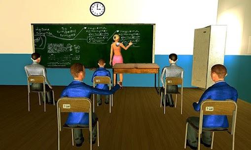 زاحف، العصابات أمريكان، المدرسة الثانوية 2