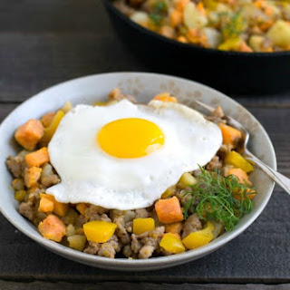 Sweet Potato Hash