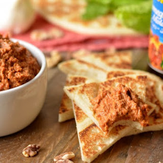 Muhammara (Syrian Red Pepper and Walnut Dip).