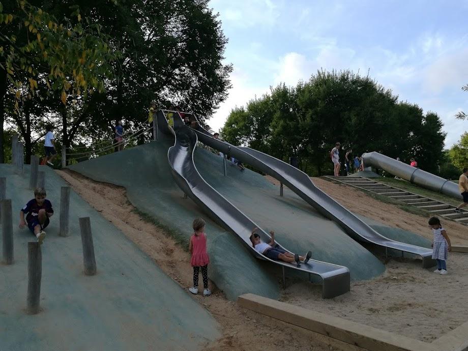 Foto Parque del Turó de Can Mates 11