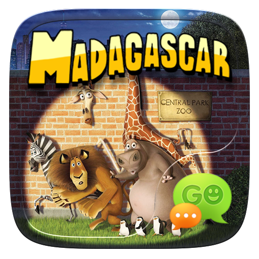 (FREE) GO SMS MADAGASCAR THEME