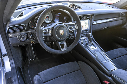 Even the ergonomics of the interior have been properly designed and engineered