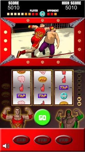 Giant Ruble's Wrestling Slots