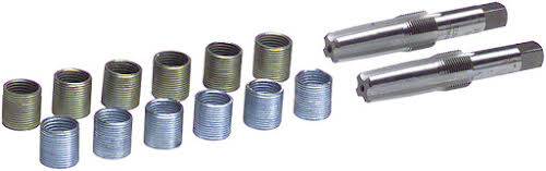Unior Pedal Tap and Thread Insert Set 9/16""