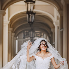 Wedding photographer Alisa Gorshunova (Alice-g). Photo of 23.01.2018