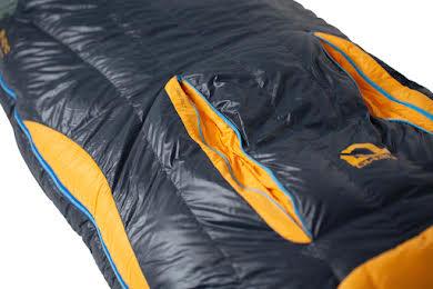 NEMO Disco 15 Men's Sleeping Bag - 650 Fill Power Down with Nikwax alternate image 3