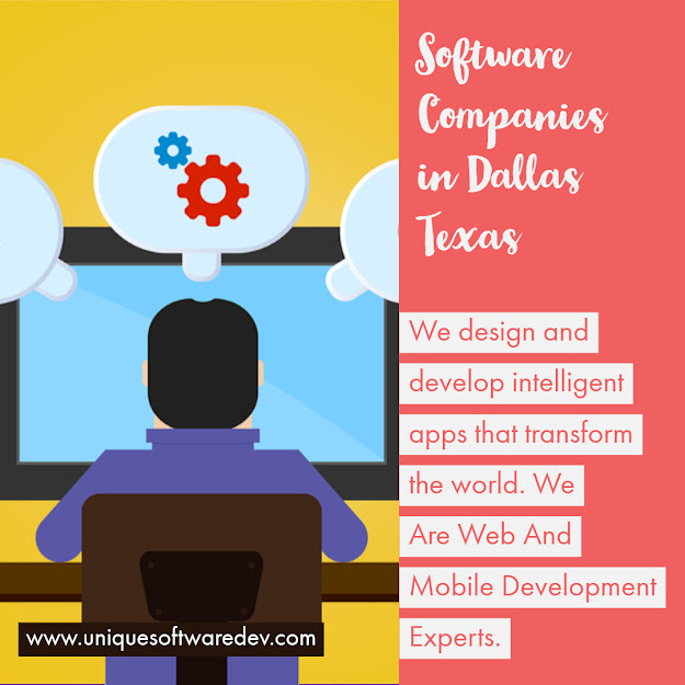 Software Development Companies In Dallas Texas