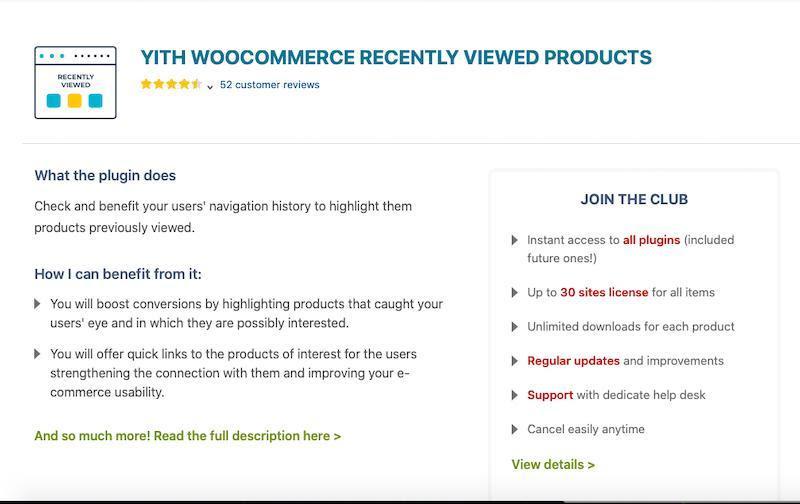 WooCommerce plugin: easy navigation