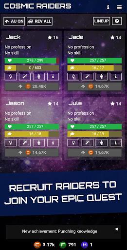 Cosmic Raiders ss1