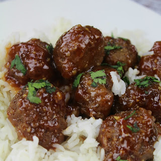 Garlic and Honey Meatballs Recipe
