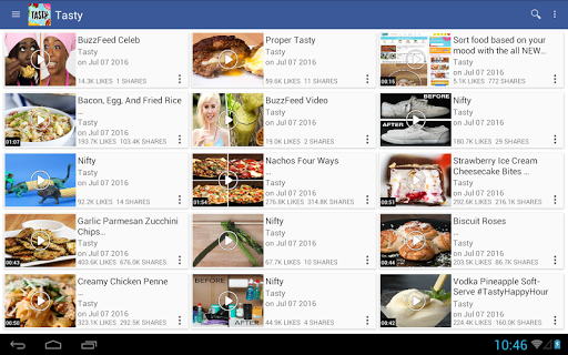 Just Video Feeds for Facebook to explore Videos 4.180926 screenshots 10