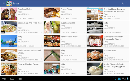Just Video Feeds for- Facebook- screenshot thumbnail