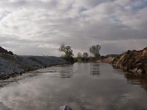 Photo: krótki regulowany odcinek
