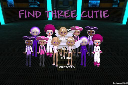 Find Three Cutie