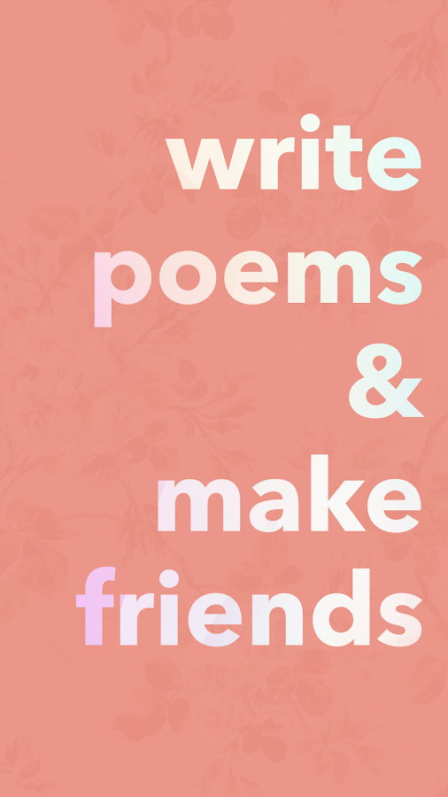 HaikuJAM - Poetry, Together- screenshot
