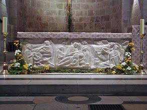 Photo: The church's altar