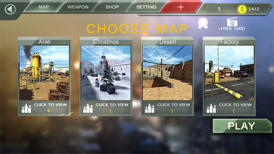 Counter Shoot Fire-FPS Terrorist Strike App Download For Android 3