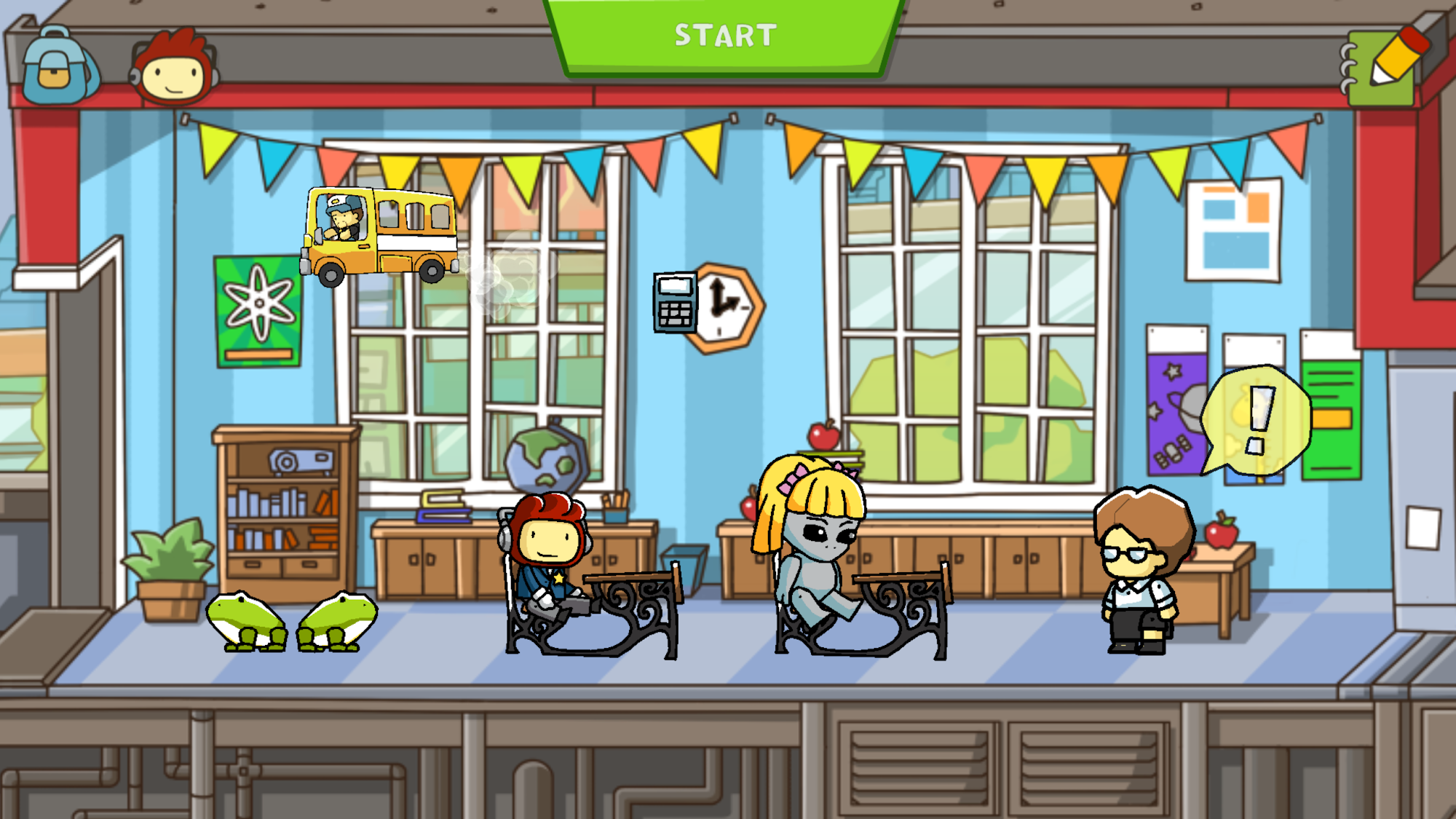 Scribblenauts Unlimited screenshot #7
