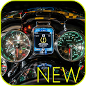 Speedometer NEW Live Wallpaper icon