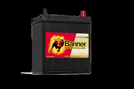 Banner Running Bull -EFB 12v 38Ah