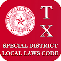 Texas Special District Local Laws icon