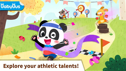 Little Panda's Sports Champion  screenshots 1