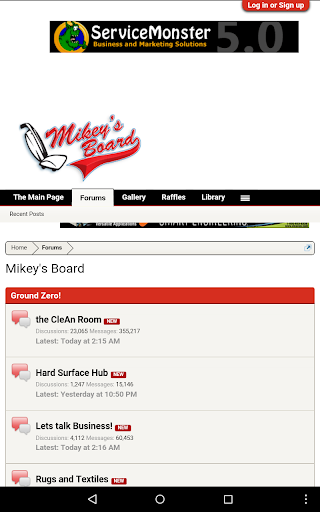 Mikeys Board