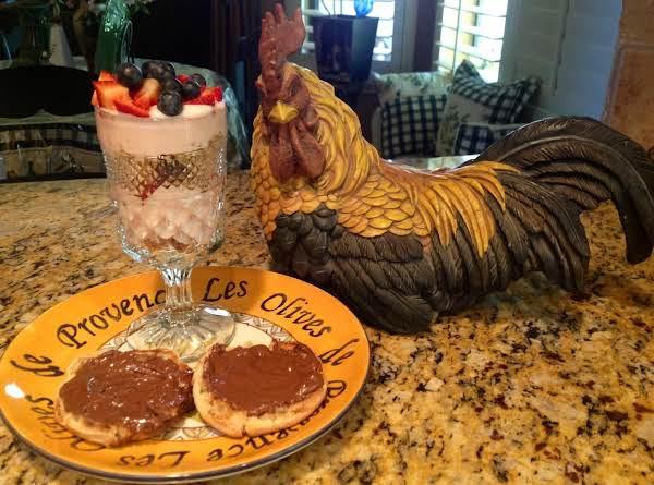 Strawberry & Blueberry Parfait Recipe