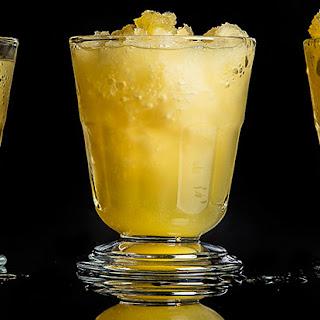 Bourbon Slush.
